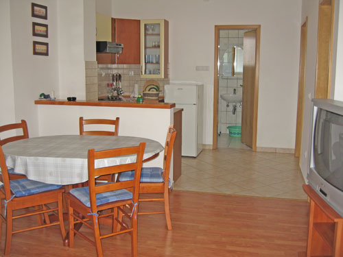Apartment NOVO A(4+2) in Murter