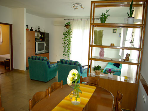 Apartment Sime A(6+1) in Murter