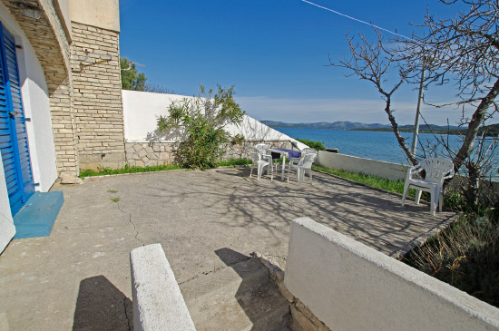 Apartment Adriatic A5 in Betina