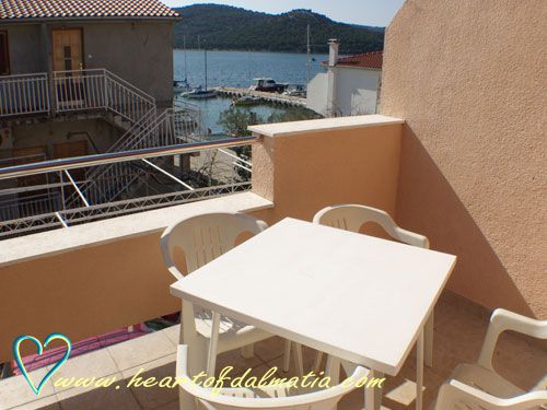 Apartment Tisno A2+1 in Tisno