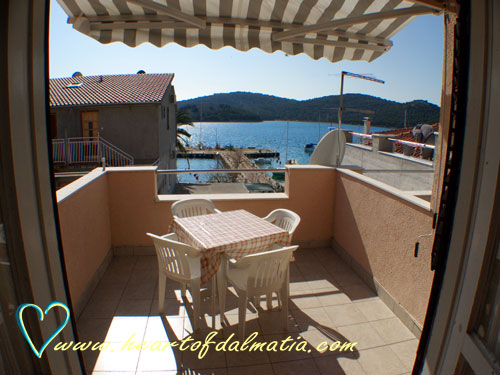 Apartment Tisno A4+2 in Tisno