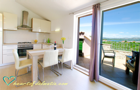 Apartment Perla2 2+1 in Murter
