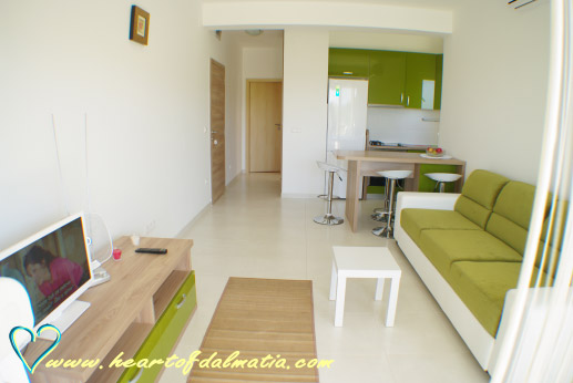 Apartment SLANICA A2+2 in Murter
