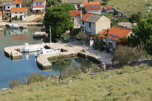 Apartment Vrulje A2 in Kornati, Vrulje