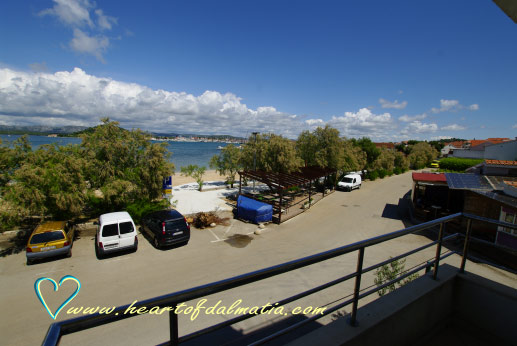Apartament Luke beach 4+1 w Murter