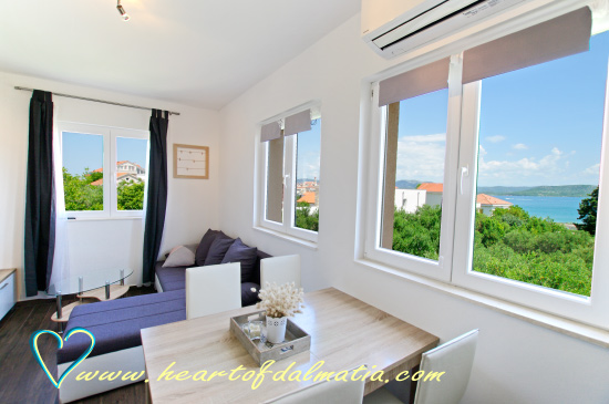 Apartment Bepo 2+1 in Betina