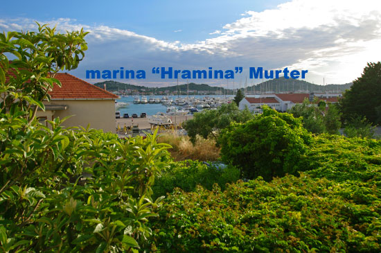 Apartment Marina Murter A4 in Murter