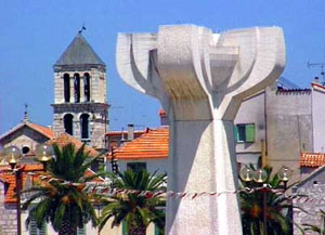 The town of Vodice